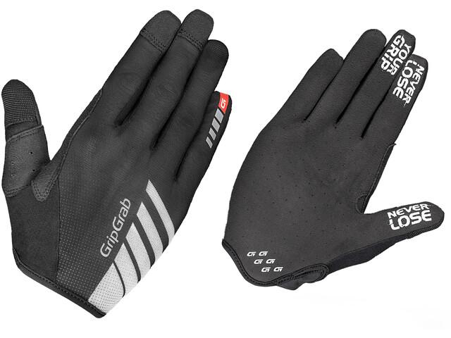 GripGrab Racing Long Cycling Gloves Black